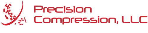 Precision Compression logo